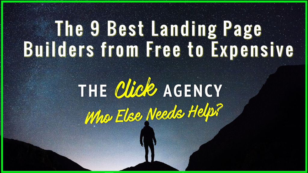 The Best Free Landing Page Builders