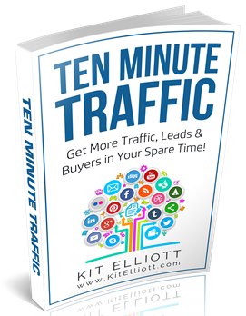 Download the Book Ten Minute Traffic by The Click Agency